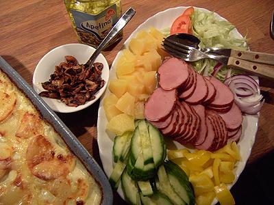 potatisgratang
